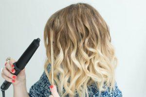 boucleur cheveux style